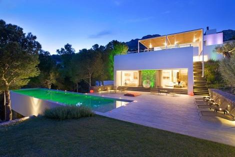 Location villa de luxe sur la costa blanca en espagne - Villa de luxe vacances miami j design ...