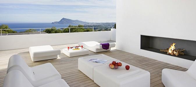 Location villa de luxe sur la costa blanca en espagne for Villa de luxe a louer en espagne
